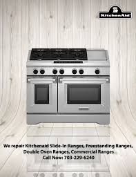 Kitchen Aid Cooktops All Kitchen Aid Appliances Repair Techs In Northern Va Maryland