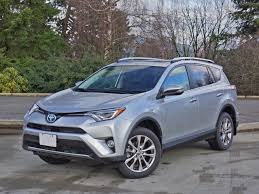 youtube lexus nx 2016 2016 toyota rav4 hybrid limited road test review carcostcanada