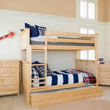 Bunk Bed With Trundle Twin Bunk Bed With Trundle Bed Assorted Colors Sam U0027s Club