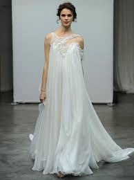 flowing wedding dresses best 25 flowing wedding dresses ideas on simple dress