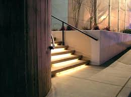 led step lights indoor free shipping round step light led indoor pathway lightrecessed