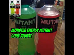 energy drink mutant soda review happy thanksgiving