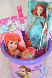 princess easter baskets kids easter basket ideas madame deals