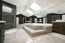 Huge Bathtub 45 Modern Bathroom Interior Design Ideas