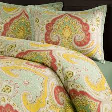 Paisley King Duvet Cover Bedroom Wondrous Queen Duvet Covers With Suitable Pattern And