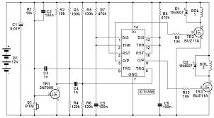 Simple Circuit Diagrams Beginners Universal Ding Dong Circuitdb