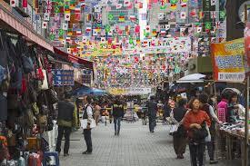 5 best shopping spots in seoul
