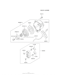 kawasaki ktr27a a2 string trimmer ktr27a parts diagrams