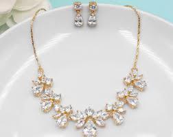 bridal jewellery bridal jewellery etsy
