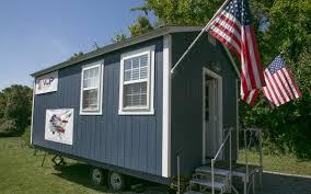 tiny houses for veterans upstart project moves ahead the kansas