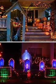 halloween yard lighting halloween inspirations hometown evolution
