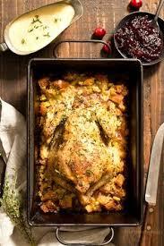 marmalade glazed roast turkey recipe dinner menu