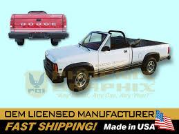 dodge dakota sport decals 1988 1989 dodge dakota sport truck decals stripes kit ebay