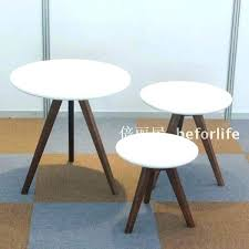 Narrow End Tables Living Room Small Side Coffee Tables Coffee And End Tables Chic Narrow End