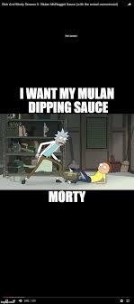 Mulan Meme - image tagged in mulan sauce imgflip
