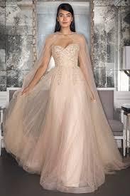 blush pink wedding dresses 2017 brides magazine 2017