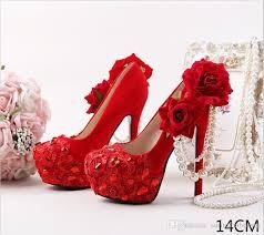wedding shoes nyc women pumps flower pearls bridal bridesmaid wedding shoes
