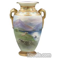 Antique Chinese Vases For Sale Antique Nippon Pottery U0026 Porcelain Price Guide Antiques