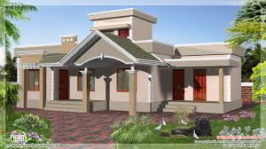 Cool Small House Designs Modern Concept Single Floor Contemporary House Design Kerala Home