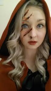 this year i was little dead riding hood for halloween album on imgur