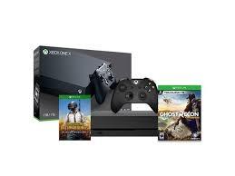 player unknown battlegrounds xbox one x enhanced xbox one x 1tb console tom clancy s ghost recon wildlands