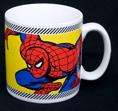 Amazing Mugs by Le Chat Noir Boutique Applause Marvel Amazing Spiderman Coffee