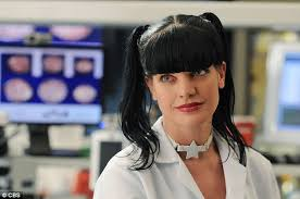 Ncis Abby Halloween Costume Pauley Perrette Leaves Court Facing Husband