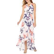 floral maxi dress sleeveless floral maxi dress jcpenney