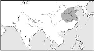 ancient india map worksheet worksheets