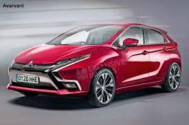 mitsubishi small car mitsubishi to launch new ford fiesta rival auto express