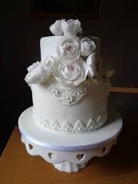 peony wedding cake cakecentral com