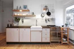 modulare küche 26 fantastische ideen für kleine küchen