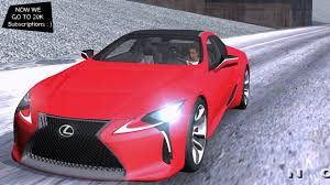 lexus lfa 2020 lexus lc 500 2017 grand theft auto san andreas gta sa mod youtube