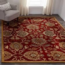 orange rugs u0026 area rugs for less overstock com
