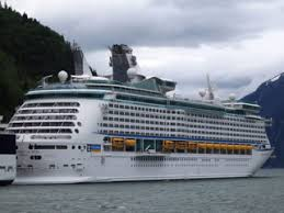 Largest Cruise Ship Inside The Largest Cruise Ship To Sail Alaska Waters Clia