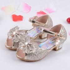 enfants 2016 children princess sandals kids girls wedding shoes