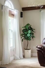 Window Coverings For Living Room by Best 25 Nursery Window Treatments Ideas On Pinterest Rustic