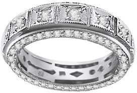 mens wedding bands with diamonds carat mens diamond wedding band