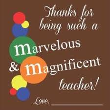 lds primary teacher thank you instead have class do up for