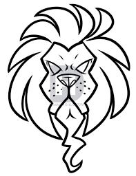 rasta lion drawing lesson step step darkonator drawinghub