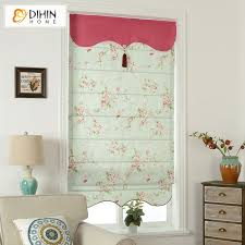 Where To Buy Roman Shades - enchanting floral roman shades and online get cheap roman shade