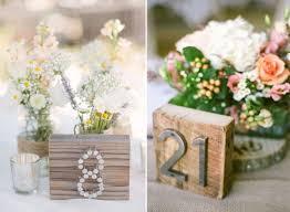 numero table mariage 20 idées pour indiquer le numéro des tables j ai dit oui