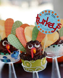 taking the cake thanksgiving cupcake decorating ideas stylish