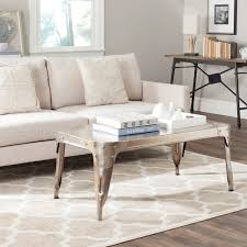 fox7205a coffee tables furniture by safavieh