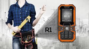Rugged Design Logic R1 Rugged Phone