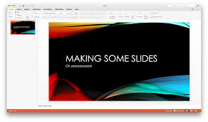 Home Design Mac Os X by Hands On Office For Mac 2016 Is Vastly Improved Yet Familiar