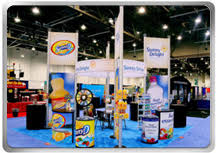 rent photo booth rent banner stands and exhibits trade show display rentals