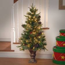 front porch christmas tree wayfair