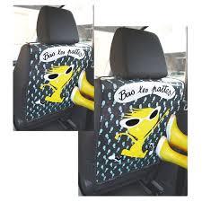 protege dossier siege voiture 1 protection de siège zozo 1 offerte feu vert