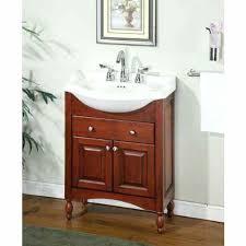 narrow depth bathroom sink apron front bathroom sink how to choose